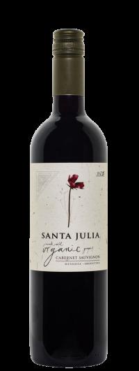 Santa Julia Cabernet Sauvignon Organica 750ml