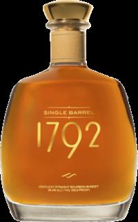 1792 SINGLE BARREL 750ML Spirits BOURBON
