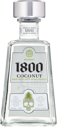 1800 COCONUT 750ML Spirits TEQUILA