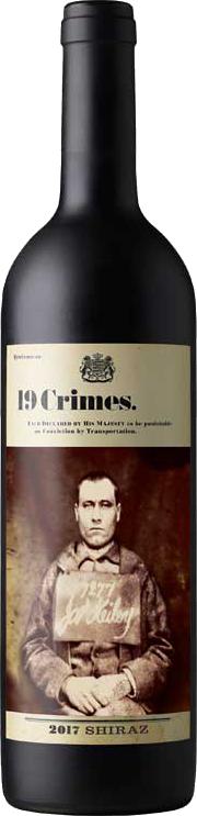 19 CRIMES SHIRAZ