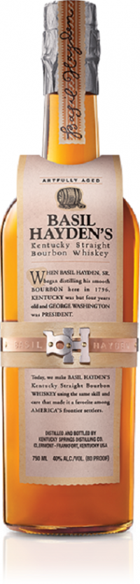 Basil Haydens Bourbon 750ml