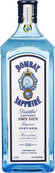 Bombay Sapphire 1.75