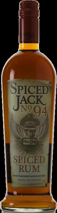 CALICO JACK RUM BLACK SPICED 94