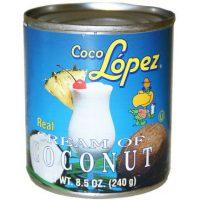 Coco Lopez Cream Of Coconut 8.5oz