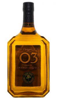 Dekuyper O3 Orange Liqueur 1.0L