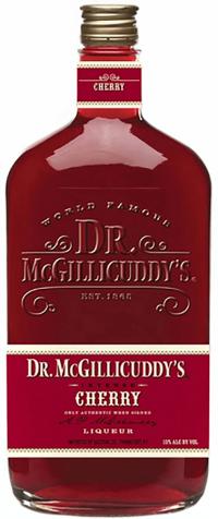 Dr Mcgillicuddys Cherry 750ml