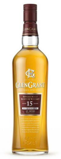 Glen Grant 15 yr 750ml