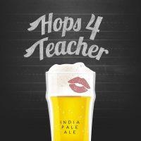 J Wakefield Hops 4 Teacher