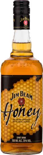 JIM BEAM BBN HONEY 70 PET