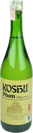 KOSHU PLUM WINE