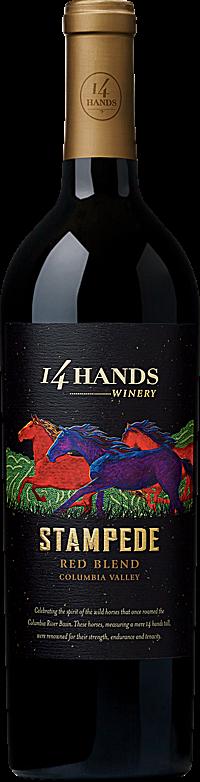 14 Hands Stampede Red Blend