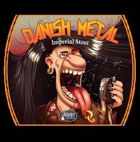 Amager & Jester King Danish Metal Imp Stout