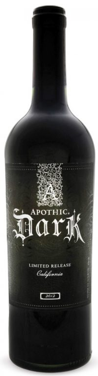 Apothic Dark Red Wine