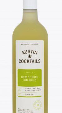 Austin Cocktails New School Gin Mule 750ml