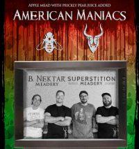B. Nektar American Maniacs
