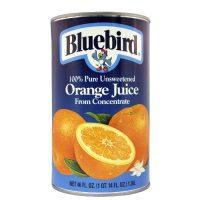 Bluebird Orange Juice 46oz