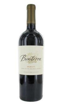 Bonterra Organic Merlot 750ml
