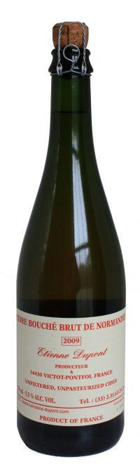 Dupont Brut Cider Bio Organic 25oz
