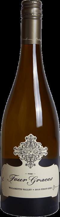 FOUR GRACES PINOT GRIS 750ML Wine WHITE WINE