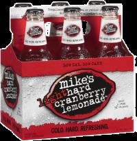 MIKES HARD CRAN LEMONADE LITE 6PK-Beer