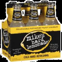 MIKES HARD LEMOND. 12oz 6PK-NR-11.2OZ-Beer