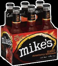 MIKES HARD STRAW LEMONADE 6PK NR-Beer