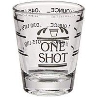 Measured Shot Glass