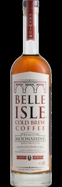 Belle Isle Cold Brew Coffee Moonshine 750ml