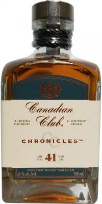 Canadian Club 41yr Chronicles 750ml