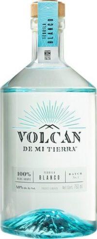 Volcan De Mi Tierra Blanco Tequila 750ml