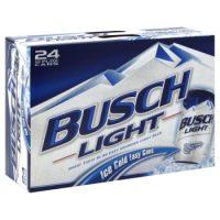 Busch Light 12oz 24pk Cn