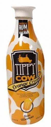 Tippy Cow Orange Cream 750ml