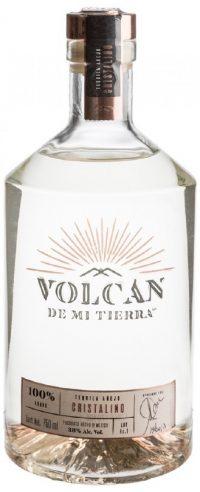 Volcan De Mi Tierra Cristalino Anejo Tequila 750ml