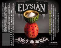 Elysian Salt & Seed Watermelon Gose 12oz 6pk Btl