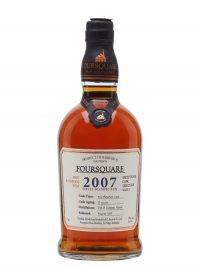 Foursquare Rum 2007 Single Blended Rum 750ml