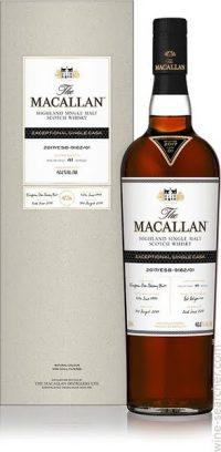 Macallan Exceptional Cask 2018 750ml