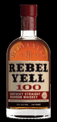 Rebel Yell 100 Proof Bourbon 750ml