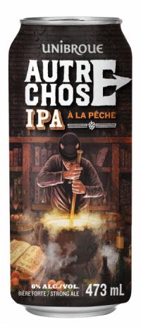 Unibroue Autre Chose Peach IPA 16oz 4pk Cn