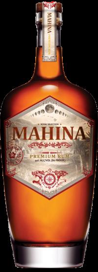 Mahina Hawaiian Premium Rum 750ml
